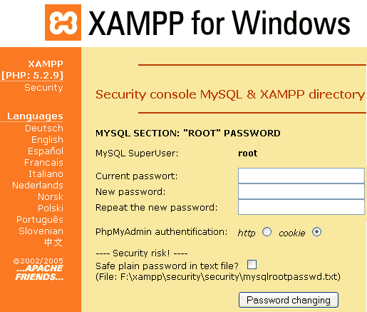 offline 3 How to Install WordPress Offline using XAMPP