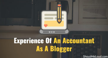 Experience Of An Accountant As A Blogger