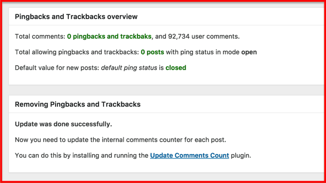 Deleted-WordPress-Trackbaks-and-pingbacks