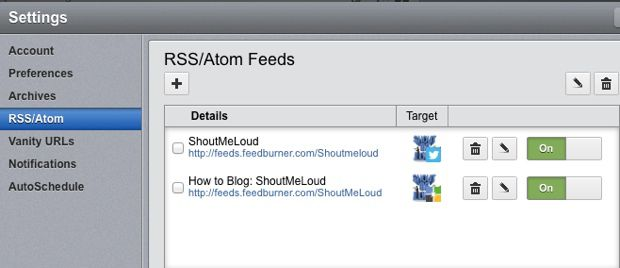 hootsuite social media automation