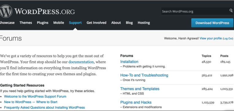 How To Use WordPress Forums For WordPress Troubleshooting