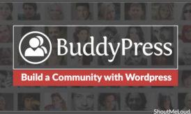BuddyPress: Build a Community with WordPress