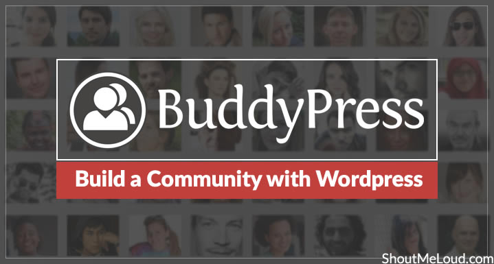 BuddyPress WordPress Community Plugin