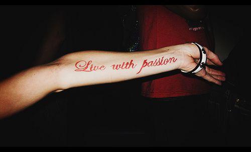 Blogging for Passion