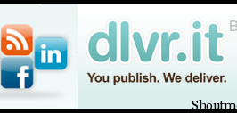 Dlvr.it: Send RSS Feed to Twitter and Facebook