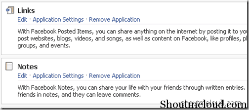 notesapplication thumb Facebook Notes: How to Auto Publish Blogger to Facebook