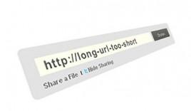 Cligs : SEO Friendly URL Shortener