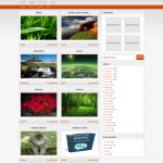 Best Free and Professional Photo blog Templates for Blogspot