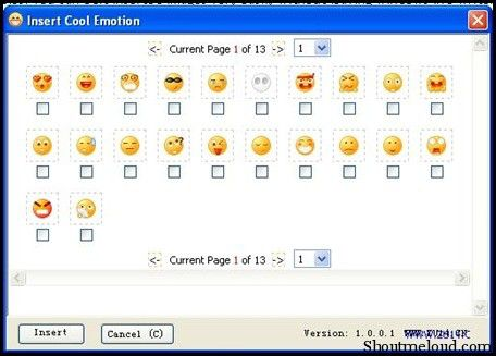 CoolEmotions 5 Free and Useful Plugins for Windows Live Writer