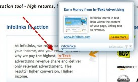5 Best In-Text Advertising Program for Bloggers