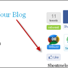 How to Add Facebook Like Button Into WordPress