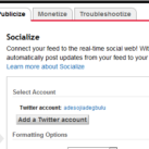 How to Auto Tweet your blog Post using Google Feedburner