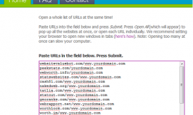 3 Steps To Get Your New Website Indexed In 2 Days