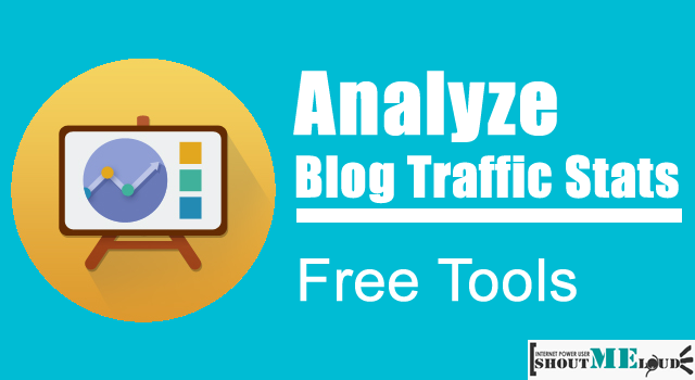 Analyze Blog Traffic Stats