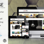 Beetube video WordPress Theme 150x150