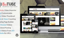 7 Modern & Best WordPress Video Themes For Video Blogs