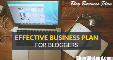 5 Simple Steps for An Effective Business Plan For Your Blog