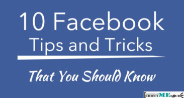 10 Facebook Tips and Tricks That You Should Know
