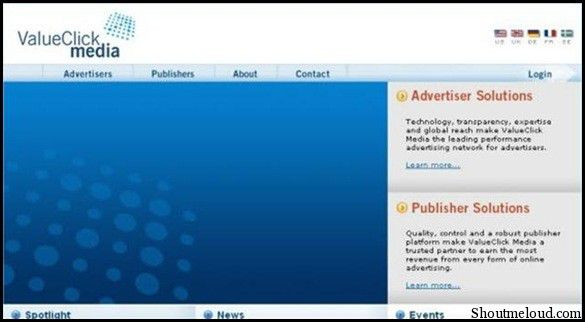 ValueClick 5 CPM Advertising Programs to Make Money from Your Blog