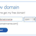 How To Get Free .Com Domain For a Year