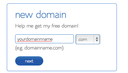 free .com domain How To Get Free .Com Domain For a Year