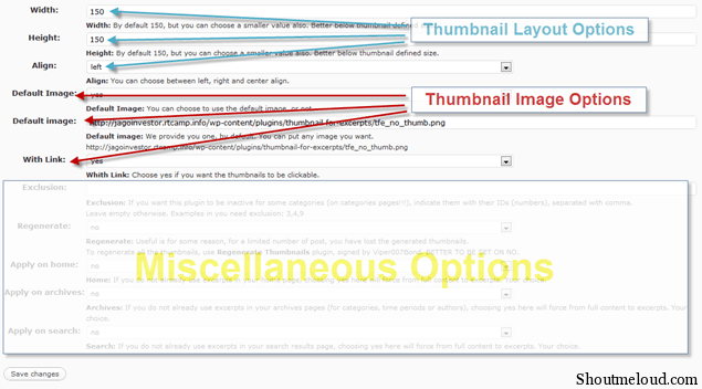 image thumb14 How to Automatically Show Thumbnail Images to Post Excerpts in Thesis Wordpress Theme