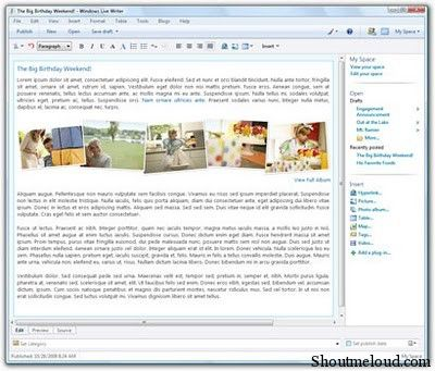 windows live writer 5 Best Desktop Blog Editors Tools To Increase Productivity