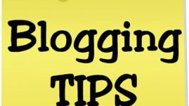 7 Things to do From the First Day of Blogging.
