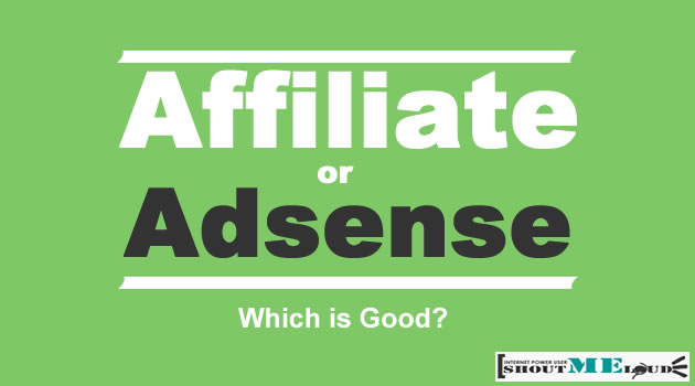 Affiliate or Adsense