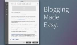 Desk Vs. Blogo Vs. Mars-Edit: Desktop Blog Editors for Mac
