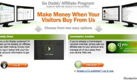 How to Signup for Godaddy Affiliate Program