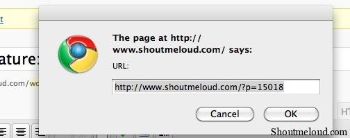 URL shortener domain How To Get WordPress Post Shortlink Before Publishing