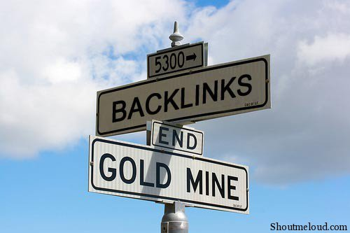 backlinks goldmine 7 Ways to Gain Quality One Way Backlink for your blog