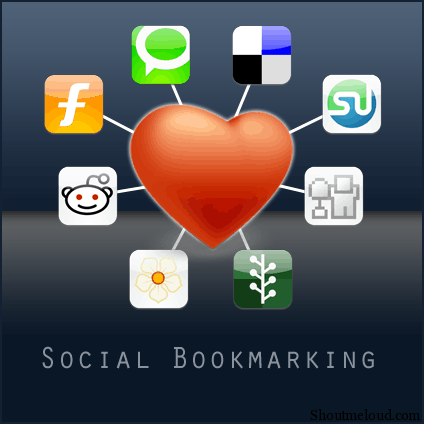 Top 5 Social Media and Bookmarking Sites For Online Marketer
