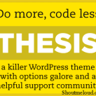 Thesis 1.8 Final is out: Download Thesis Now
