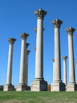 image of pillars