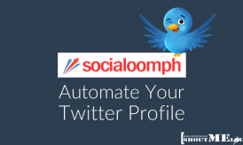 Socialoomph: Automate Your Twitter Profile