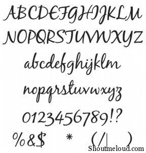 BLACKJACK font 288x300 22 Best free fonts for Designers