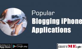 10 Popular Blogging iPhone Applications