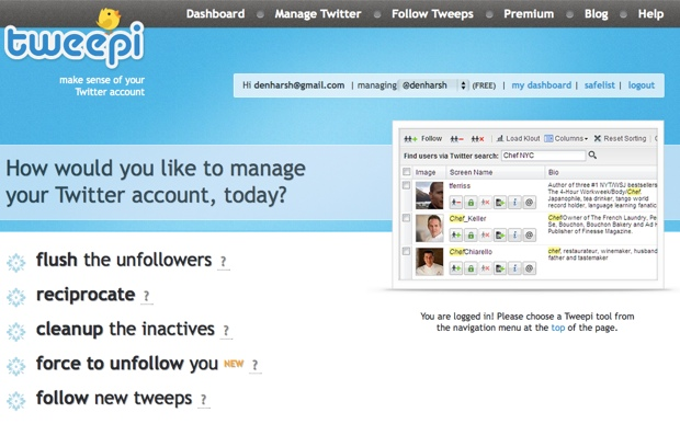 Tweetpi flush followers 5 Free Twitter Unfollow Tool to Unfollow Non Followers