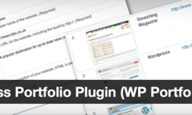 How to Configure WordPress Portfolio Plugin: Wp-Portfolio
