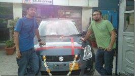 Blogging Gifted me My first Car: Swift Diesel