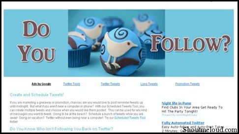 doyoufollow1 5 Free Twitter Unfollow tool to Unfollow Non Followers