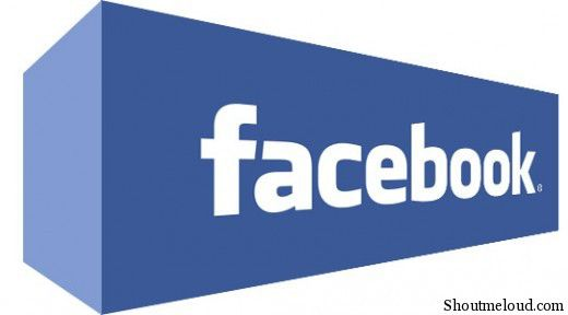 facebook logo 520x288 How to Use Facebook Safely : Fb Security Tips