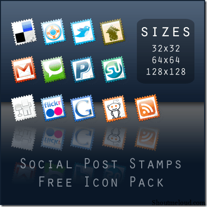 iconset10 thumb Popular Free Social Media icons Set to Spice Your Design