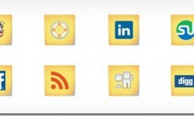 Popular Free Social Media icons Set to Spice Your Design