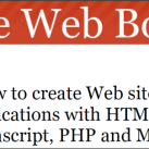 Want To Learn Web design? Download The 300 Page Free Web Book Now
