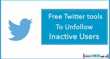 2 Free Twitter tools to Unfollow Inactive Users