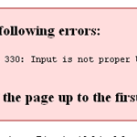 WordPress RSS Feed Error: Input is not proper UTF-8, indicate encoding