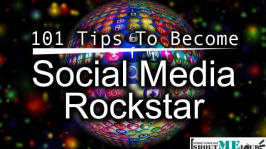 101 Tips to Become Social Media Rockstar